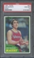 1981/82 Topps Basketball #W87 Jim Paxson Rookie PSA 10 (GEM MT) *8865