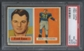 1957 Topps Football #107 Fred Cone PSA 8 (NM-MT) (ST) *6767