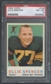 1959 Topps Football #129 Ollie Spencer Rookie PSA 8 (NM-MT) *6992