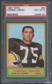 1963 Topps Football #89 Forrest Gregg PSA 8 (NM-MT) *6184