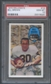1970 Kellogg's Football #16 Bill Brown PSA 10 (GEM MT) *5020