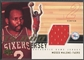2001/02 Upper Deck #MM15K Moses Malone 15000 Point Club Jersey