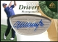 2014 Upper Deck SP Game Used Inked Drivers #IDCM Colin Montgomerie D Autograph