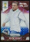 2014 Panini Prizm World Cup Prizms Red White and Blue #142 Wayne Rooney