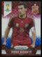 2014 Panini Prizm World Cup Prizms Red White and Blue #174 Sergio Busquets