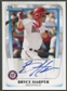 2011 Bowman Prospects #BP1 Bryce Harper Rookie Auto