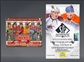 COMBO DEAL - 2013-14 Hockey Hobby Boxes (Panini Contenders, UD SP Authentic)