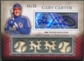 2009 Topps Sterling #115 Gary Carter Career Chronicles Relic Quad Bat Auto #05/10