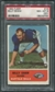 1962 Fleer Football #16 Billy Shaw Rookie PSA 8 (NM-MT) (OC) *2732