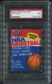 1986/87 Fleer Basketball Wax Pack PSA 7 (NM) *0754