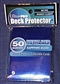 Ultra Pro Sapphire Glow Standard Deck Protectors 50 Count Pack
