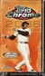 2006 Topps Chrome Baseball Hobby Box