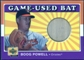 2001 Upper Deck Decade 1970's Game Bat #BBP Boog Powell