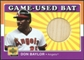 2001 Upper Deck Decade 1970's Game Bat #BDB Don Baylor