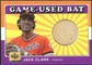 2001 Upper Deck Decade 1970's Game Bat #BJAC Jack Clark