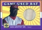 2001 Upper Deck Decade 1970's Game Bat #BKG Ken Griffey Sr.