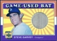 2001 Upper Deck Decade 1970's Game Bat #BSG Steve Garvey