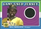 2001 Upper Deck Decade 1970's Game Jersey #JBM Bill Madlock