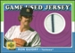 2001 Upper Deck Decade 1970's Game Jersey #JRG Ron Guidry