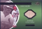 2001 Upper Deck Ovation A Piece of History #JE Jim Edmonds