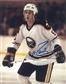 Mike Ramsey Autographed Buffalo Sabres 8x10 Rookie Photo