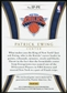 2012/13 Panini Immaculate Collection Numbers Patches #PE Patrick Ewing 34/36