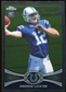2012 Topps Chrome #1A Andrew Luck RC passing pose