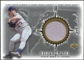 2002 Upper Deck Global Swatch Game Jersey #GSHN Hideo Nomo