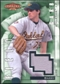 2002 Upper Deck Ballpark Idols Field Garb Jerseys #BZ Barry Zito
