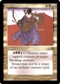 Magic the Gathering Legends Single Tetsuo Umezawa - NEAR MINT (NM)