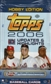 2006 Topps Updates & Highlights Baseball Hobby Box