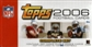 2006 Topps Football Factory Set (Box)
