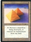 Magic the Gathering Arabian Nights Single Pyramids MODERATE PLAY (VG/EX)