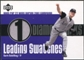 2003 Upper Deck Leading Swatches Jersey #CS Curt Schilling WIN