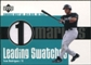 2003 Upper Deck Leading Swatches Jersey #IR Ivan Rodriguez AVG