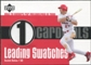 2003 Upper Deck Leading Swatches #SR Scott Rolen HR Jersey