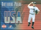 2003 Upper Deck National Pride Memorabilia #PH Philip Humber