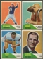 1960 Fleer Football Complete Set (EX-MT)