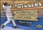 2004 Upper Deck Game Winners Bat #TE Miguel Tejada