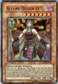 Yu-Gi-Oh Cyberdark Impact Single Allure Queen LV7 Ultra Rare SLIGHT PLAY (SP)