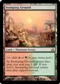 Magic the Gathering Guildpact Single Stomping Ground - MODERATE PLAY (MP)