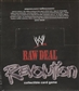 Comic Images WWE Raw Deal Revolution Wrestling Booster Box