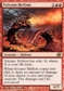 Magic the Gathering Planar Chaos Single Volcano Hellion - NEAR MINT (NM)