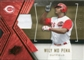 2005 Upper Deck SPx Jersey #95 Wily Mo Pena /199