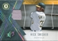 2005 Upper Deck SPx Jersey Spectrum #83 Nick Swisher /99