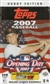 2007 Topps Opening Day Baseball Hobby Box