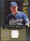 2005 Upper Deck UD Portraits Scrapbook Materials #JP Jake Peavy Jersey