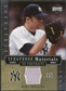 2005 Upper Deck UD Portraits Scrapbook Materials #MM Mike Mussina Jersey