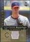 2005 Upper Deck UD Portraits Scrapbook Materials #MP Mark Prior Jersey