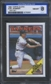 1988 Topps Cloth Baseball Joel Skinner ISA 8 (NM-MT) *3061 (Test Set)